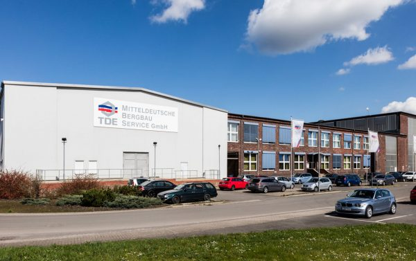 TDE Mitteldeutsche Bergbau Service GmbH | Firmenstandort Espenhain