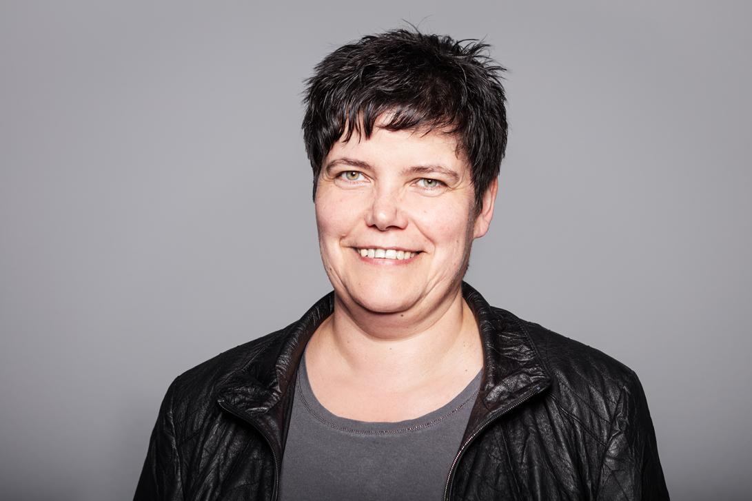 Daniela Merker Assistenz der TDE Geschäftsführung