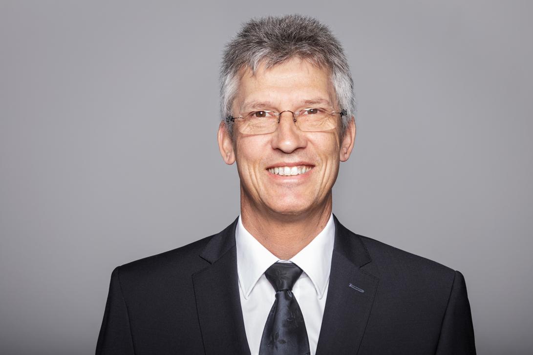 Jens Buchwald - Technischer Geschäftsführer TDE