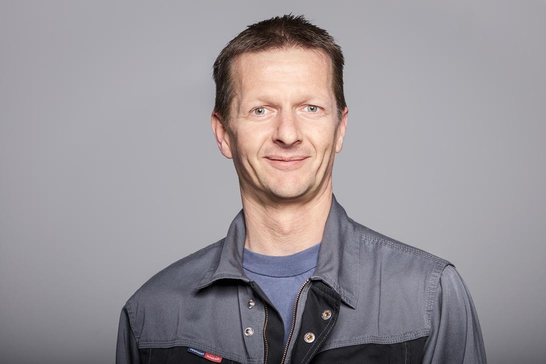 Sylvio Liebscher TDE Team